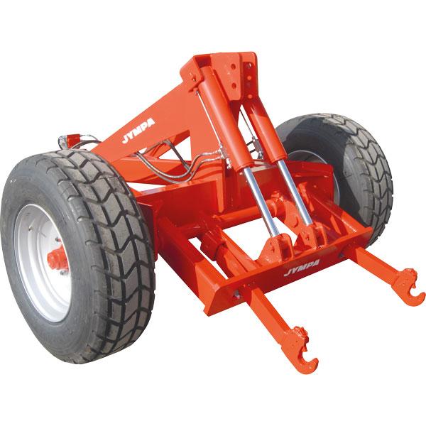 Carro universal para tractor