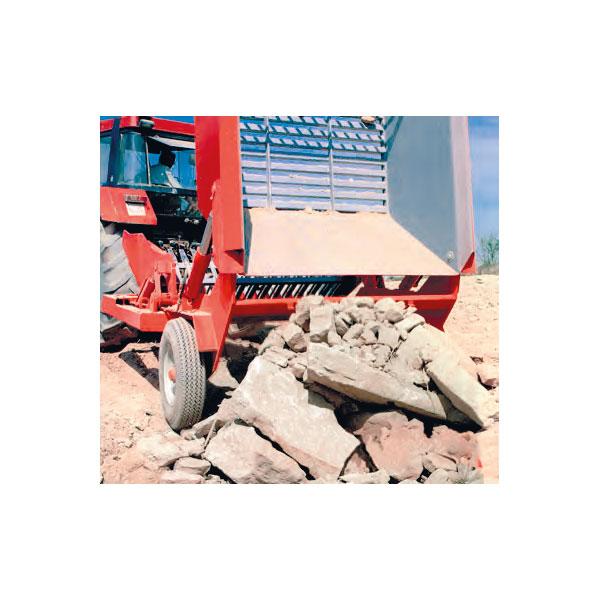 eliminar piedras grandes