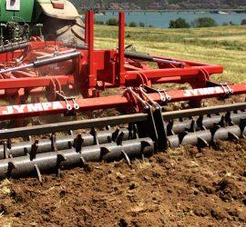 Subsoladores para tractores