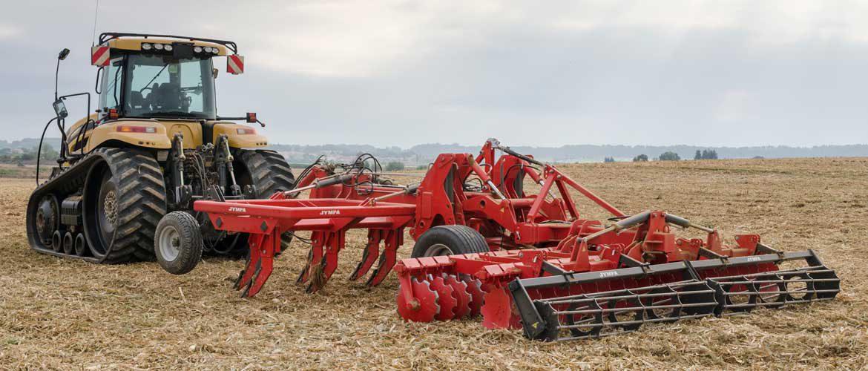 Innovación técnica agrícola