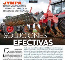 Descompactadores y subsoladore con discos de corte JYMPA