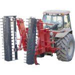 tractor subsolador rodillo