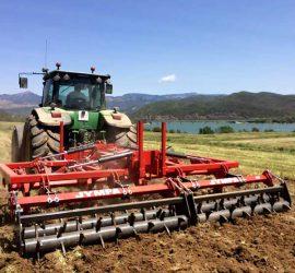 subsolador tractor