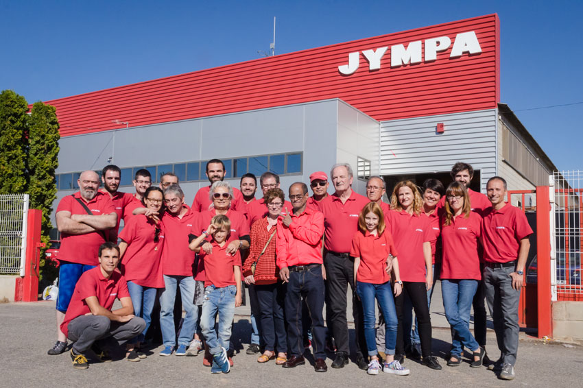Equipo profesional JYMPA