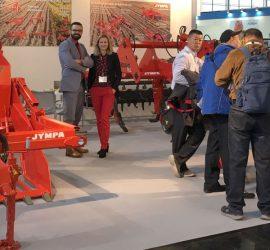 JYMPA presentó en Agritechnica las novedades en maquinaría agrícola