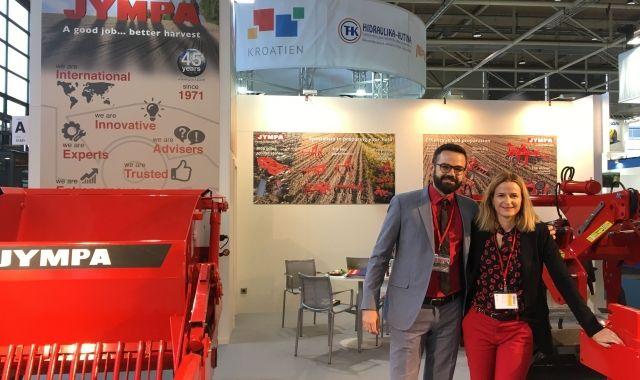 JYMPA empresa venta maquinaria agricola